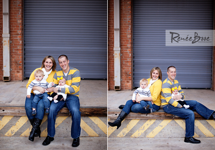 What To Wear For A Family Photo Shoot Renee Booe Photography